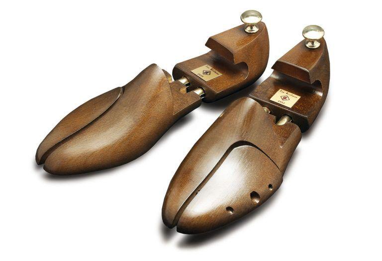 Prawidła bukowe, trzyczęściowe - idealne do butów wąskich.