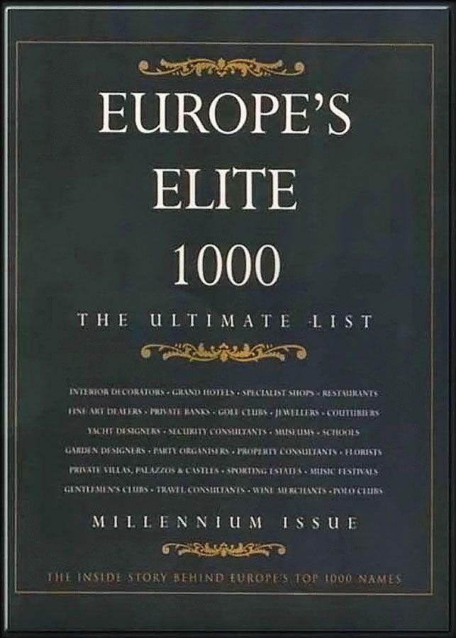 Europe's Elite 1000